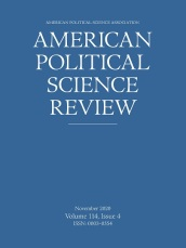 american_political science review